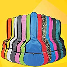 HOT SEAL 5MM Waterproof Durable Colorful Conventional Guitar Case Bag with Storage