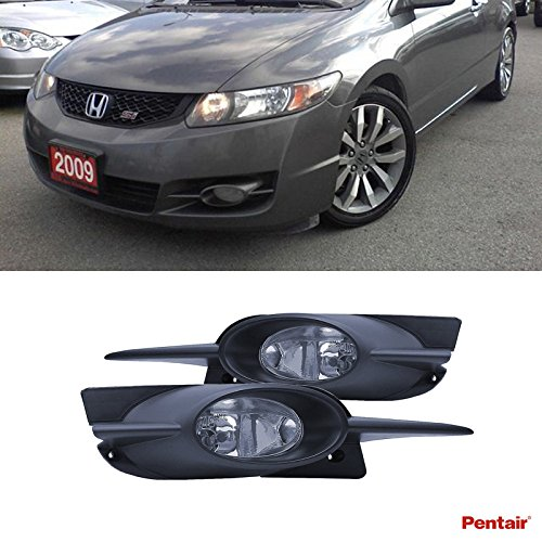 09 civic 2dr fog lights - 4