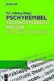 img - for Pschyrembel Fachworterbuch Medizin: Deutsch-Englisch (German Edition) book / textbook / text book