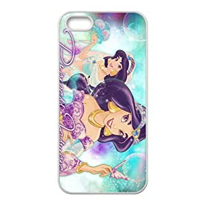 Cool-Benz Disney Princess Jasmine Phone case for iPhone 5s