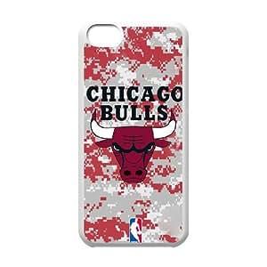 Custom Phone Case Chicago Bulls For iPhone 5C U55242