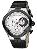 Roberto Cavalli by Frank Muller CLOVER Mens 47mm Chronograph Watch RV1G028L0056