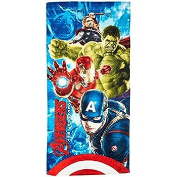 "Marvel Avengers 2 Age of Ultron 28"" x 58"" Beach Towel"