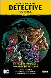 Batman: Detective Comics vol. 01: La ascensión de los Hombres Murciélago