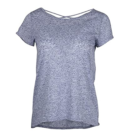 Athletic Apparel 82128-P Ouray Sportswear Criss Cross Tee Ouray Sports