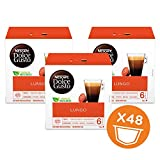 Nescafe Dolce Gusto, Caffe Lungo, 16 Count