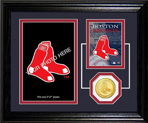 Photomint Coins Framed (Highland Mint MLB AL East Fan Memories Photo Mint, RED SOX)