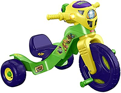 Fisher-Price Lights And Sounds Trike