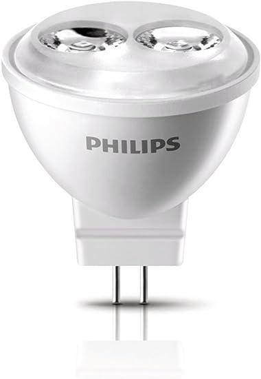Philips MR11 LED Spotlight 36° 12V AC 2,6W Warm White Low Voltage Light Bulb