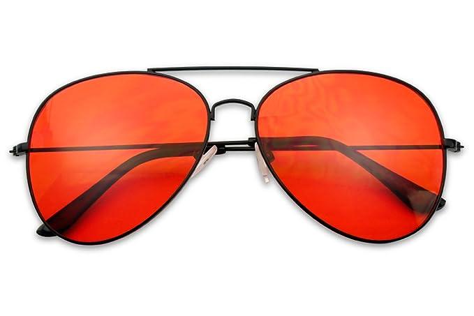 Black Retro Sunglasses - OS / BLACK I Saw It First FwD5iijaER