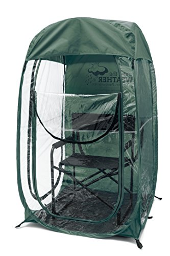 Under the Weather Sports Pod Pop-up Tent, MyPod (Hunter Green)