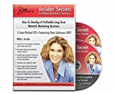 img - for Dani Johnson Insider Secrets To Home Business Success (2 CD) book / textbook / text book