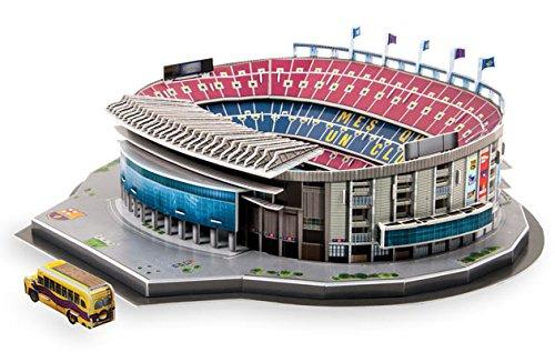Giochi Preziosi 70202021 - 3D Stadion-Puzzle Nou Camp Barcelona Architektur