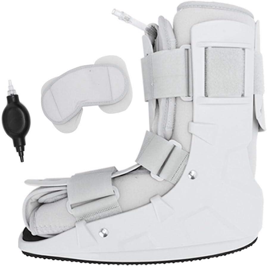 Bota para caminar avanzada/bota para caminar Tobillo destinado a fracturas del pie Esguince severo de tobillo Lesiones de tejidos blandos Lesiones en la parte delantera y media del pie con (M)