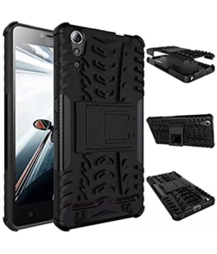 Kick stand back cover case for Gionee P5 Mini: Amazon in: Electronics