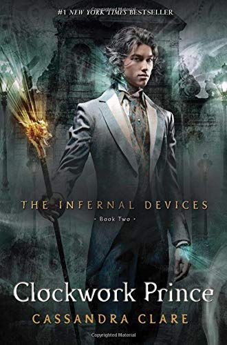 Clockwork Prince (The Infernal Devices) ()