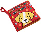 Best Jellycat Book For A One Year Olds - Jellycat Soft Books, Are You My Mommy Review