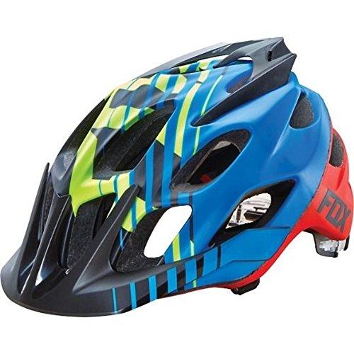 Fox Head Flux Savant Helmet, Blue, Large/X-Large