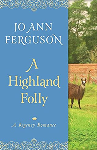 book cover of A Highland Folly