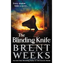The Blinding Knife (Lightbringer Book 2)
