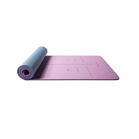 OHGQY Engrosamiento de TPE ensanchado Estera de Yoga ...