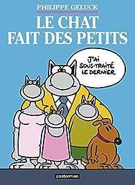 Le Chat, tome 20 : Le Chat fait des petits (Coffret 3 Volumes) par Philippe Geluck