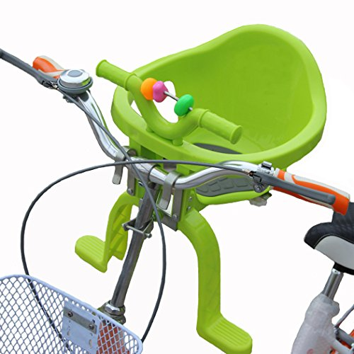 TOPCABIN Front Mounted Child Bicycle Seat Kids Rear Bicycle