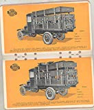 1927 Ford Fordson Tractor & Model T Truck Badger