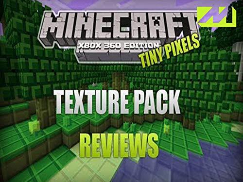 Clip: Texture Pack Reviews Ep.1 (Tiny Pixels)