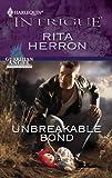 Unbreakable Bond, Rita Herron, 0373694857