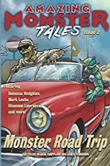 Monster Road Trip (Amazing Monster Tales) Paperback
