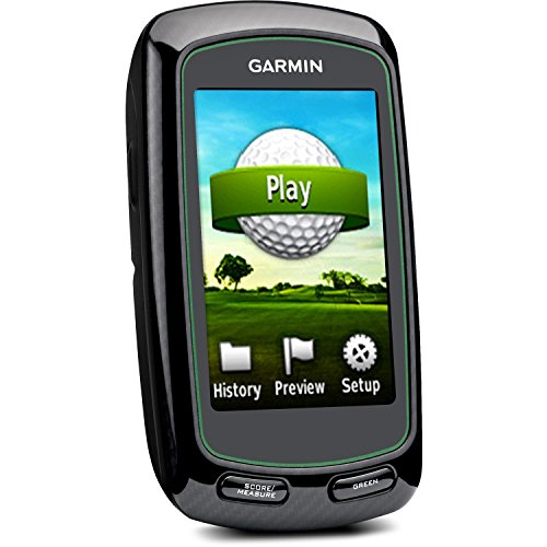 Garmin Approach G6 Handheld Touchscreen Golf Course GPS (Certified Refurbished)