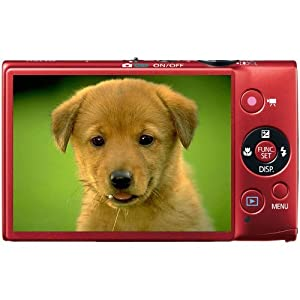 Canon PowerShot ELPH 110 16.1MP Digital Camera with 3-Inch TFT LCD by Canon