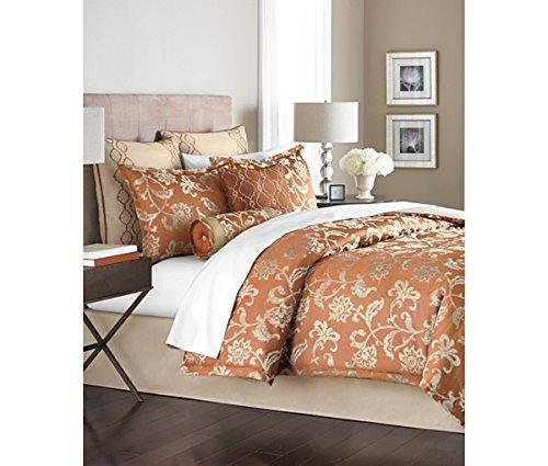 Martha Stewart Collection Devon Bloom 6 Piece King Comforter Set (Martha Stewart Collection 6 Piece)