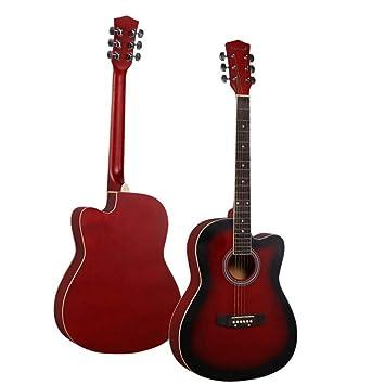 Amazon com: Boll-ATur 39 Inch 22-Fret Full Size Acoustic