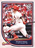 #6: 2018 Topps Big League Baseball #367 Tyler O'Neill RC Rookie St. Louis Cardinals MLB Trading Card