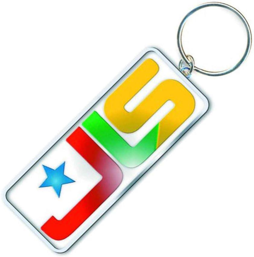 JLS Metallic Logo Key Ring Keyring 100/% Official Genuine Licensed Merchandise