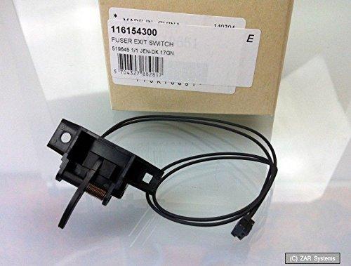 Xerox 116154300Fuser exit switch–(ricambi > Fusers) EET EUROPARTS LTD 110K10651