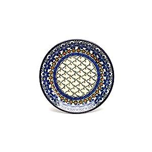Polish Pottery Plate – 7 3/4″ Salad/Dessert – Primrose