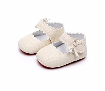 aa91997f7dc4c Lanhui Baby Shoes Never Worn for Girls Boy Infant Newborn Toddler Kids Wave  Bowknot Sneakers Sandals...