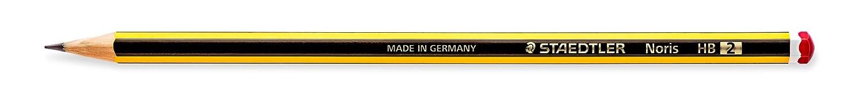 Staedtler 120 A SBKD Set de 5 l/ápices HB con goma de borrar