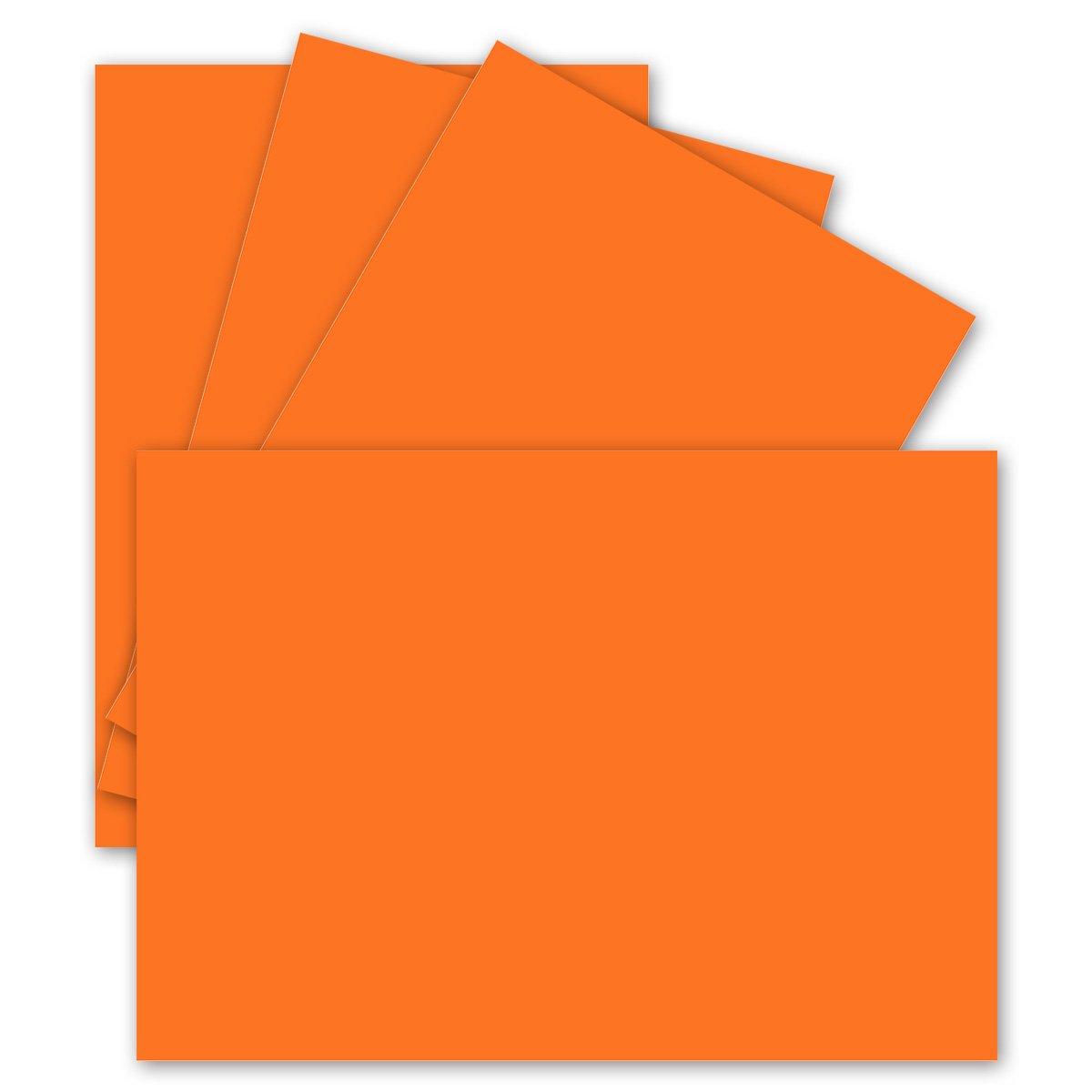Cartoline singole DIN A6 10,5 x 14,8 cm, cm, cm, stabile carta di argilla da 240 g, qualità A6, per bricolage 150 Stück 11 - arancia   I Clienti Prima    Conosciuto per la sua buona qualità    On-line    Prezzo Affare    Alta qualità ed economia  c745d8