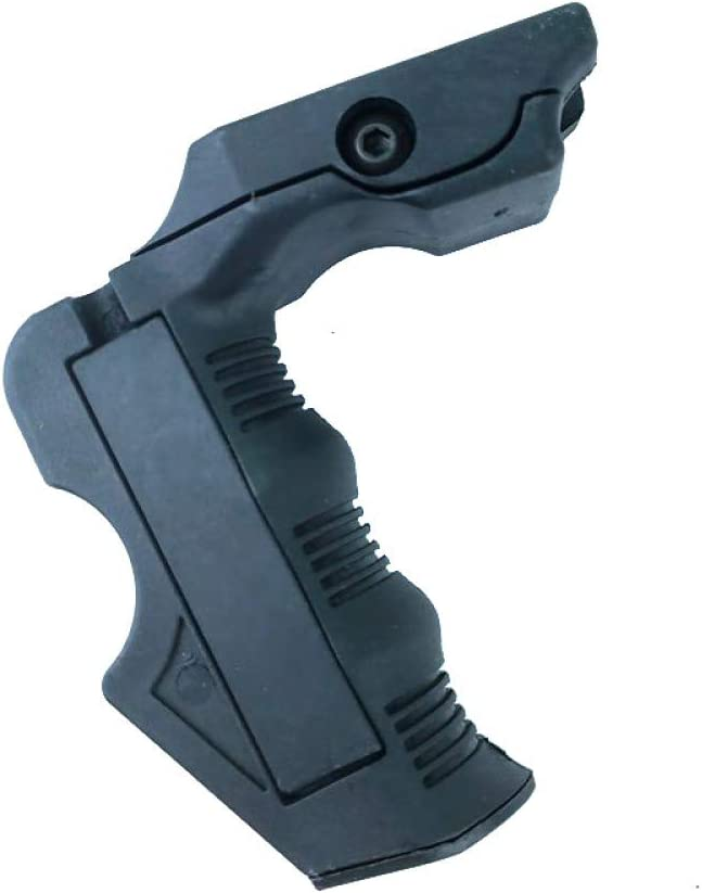Air Rifle Handle Grip Hand Guard Tactical Grip DIY Refit Suitable for 20mm Track