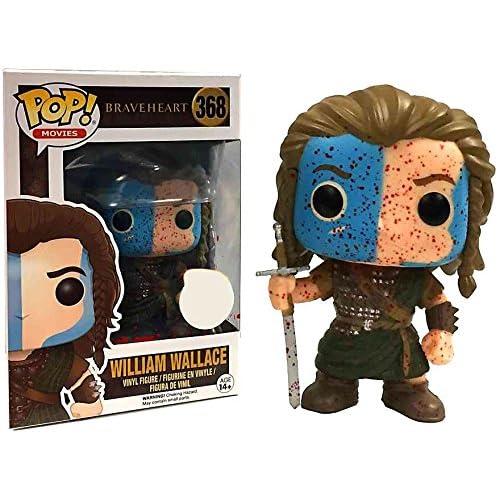 FunKo Figurine Braveheart–William Wallace Bloody EXCLU Pop 10cm–0889698125482