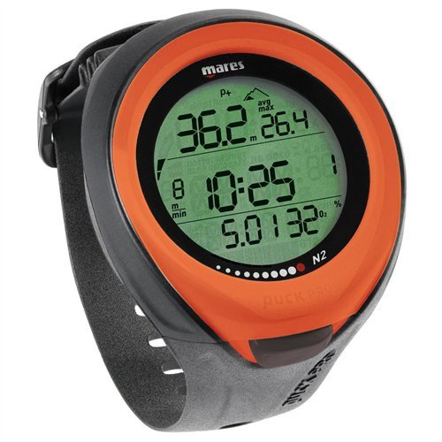 Mares Puck Pro Scuba Diving Wrist Computer by Mares
