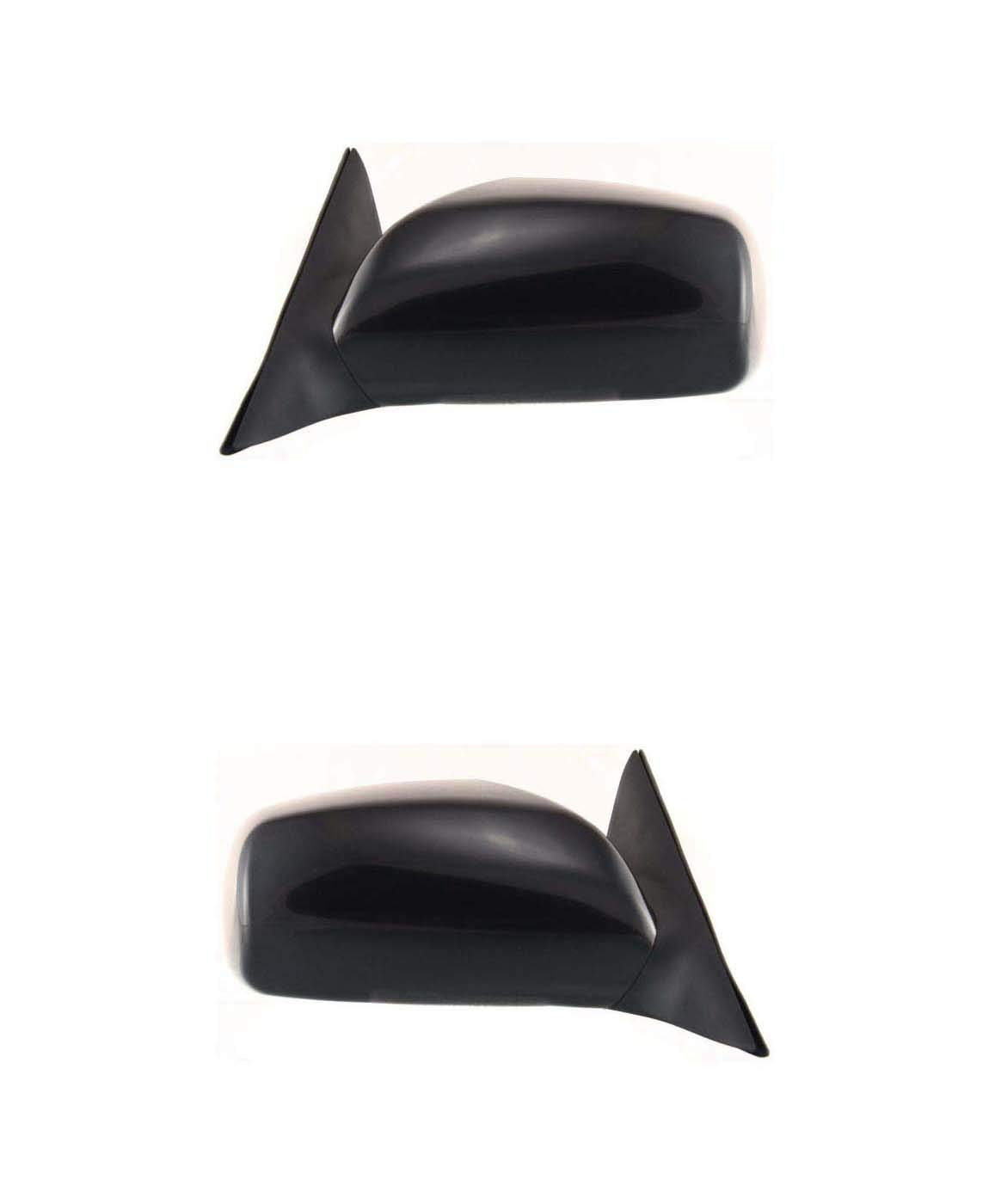 Set of 2 Pair LH /& RH Side Non-Heated Power Mirror USA Built Fits Toyota Camry