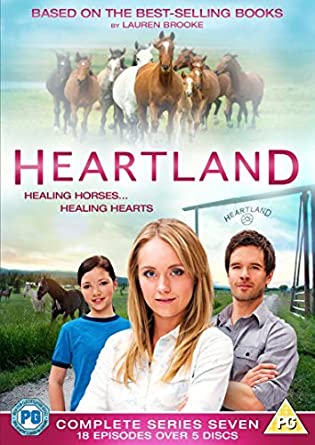 Heartland The Complete Seventh Season Dvd Amazon Co Uk Michelle Morgan Amber Marshall Shaun Johnson Chris Potter Graham Wardle Michelle Morgan Amber Marshall Dvd Blu Ray