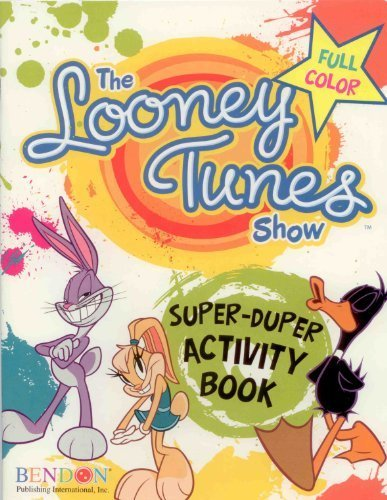 The Looney Toons Show Super Duper Activity