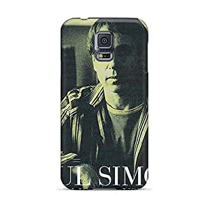 Shockproof Hard Phone Cover For Samsung Galaxy S5 With Unique Design Beautiful Nirvana Pattern AlainTanielian