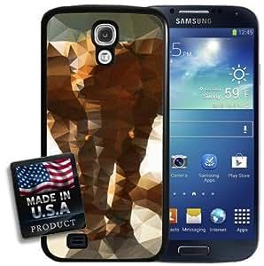 Pixel Elephant Galaxy S4 Hard Case